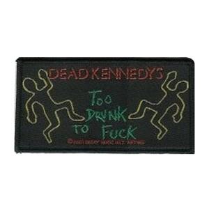 Aufnäher Dead Kennedys