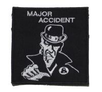 Aufnäher Major Accident