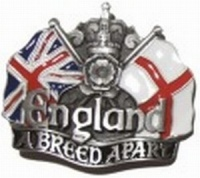 Gürtelschnalle England