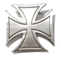 Gürtelschnalle Iron Cross