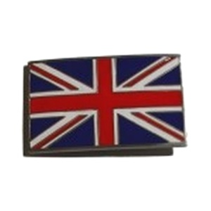 Gürtelschnalle UK Flagge