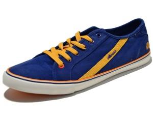 Ellesse Retro Sneaker Palermo in dunkelblau