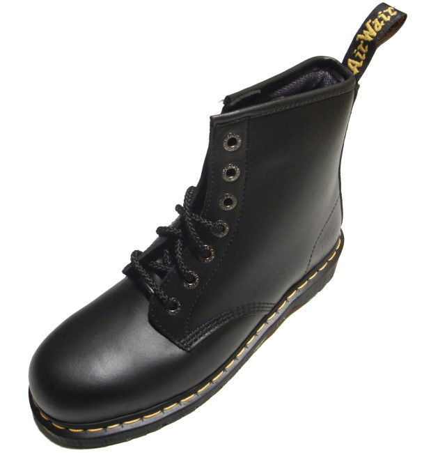 DR. MARTENS DOC 7 loch Stiefel Boot Stahlkappe 1920