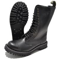 Steel 15 Loch Boots Schnürstiefel Springerstiefel