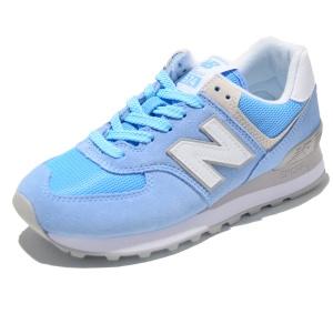 New Balance Damen-Laufschuh WL574ESB in Farbe Hellblau