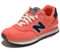 New Balance Damen-Laufschuh WL574POP