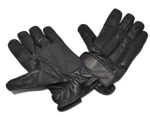 Security Handschuh Defender Plus mit schnitthemmendem Kevlar Innenfutter und Sandfüllung