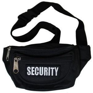 Security Bauchtasche