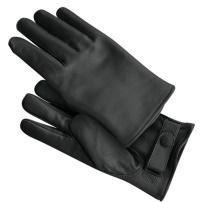 Bundeswehr Lederhandschuh in schwarz / Nr. 12
