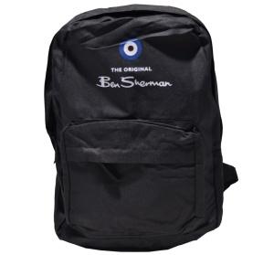 Ben Sherman Backpack Rucksack Classic Logo