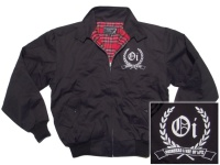 Harrington Style Jacke Oi Skinhead A Way Of Life K12