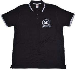 Poloshirt 50 Years Skinhead A Way Of Life K56