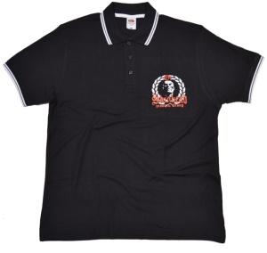 Poloshirt Oi Skinhead proud & strong K9