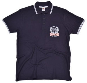 Poloshirt Oi! Skinheads Old School K5