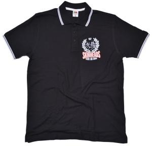 Poloshirt Oi! Skinheads Proud And Drunk K37