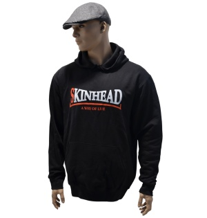 Kapuzensweat Skinhead A Way Of Life G106