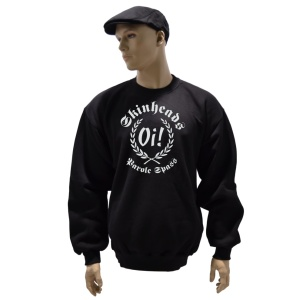 Sweat Skinheads Oi! Parole Spass G501