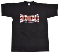 T-Shirt Skinhead Not A Fashion G1