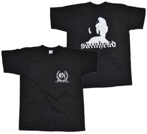 T-Shirt Skinhead a Way of Life Kopf groß K12/G505