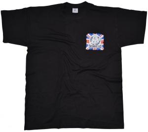 T-Shirt Skinhead A Way Of Life Union Jack K34