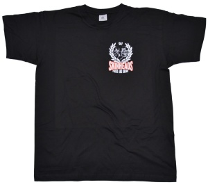 T-Shirt Oi! Skinheads Proud And Drunk K37