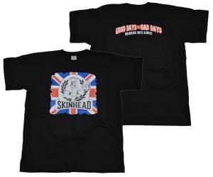 T-Shirt Skinhead A Way Of Life Union Jack G514 G89
