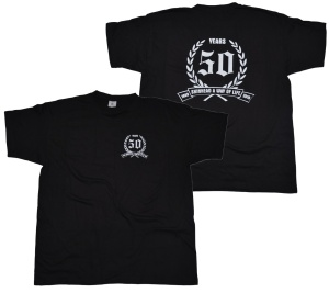 T-Shirt 50 Years Skinhead A Way Of Life K56/G421