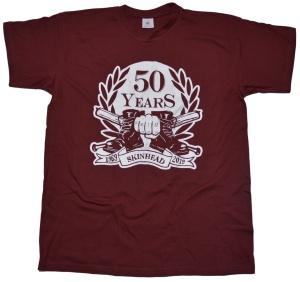 T-Shirt 50 Years Skinhead II G427