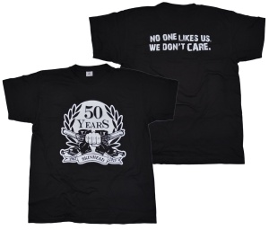 T-Shirt 50 Years Skinhead III G427 G97