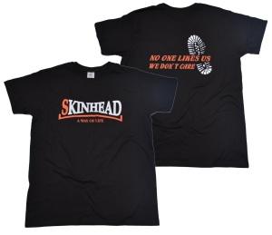 T-Shirt Skinhead A Way Of Life G106 G508