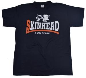 T-Shirt Skinhead A Way Of Life G602