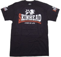 T-Shirt Skinhead A Way Of Life