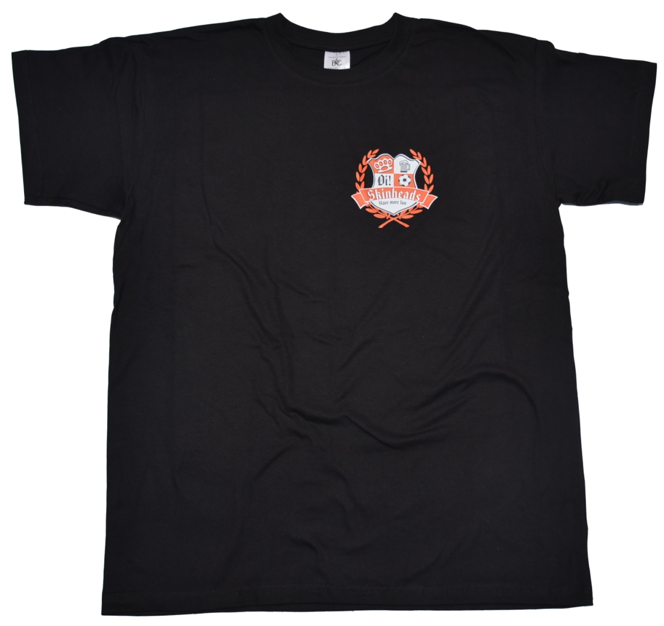 T shirt skinheads have more fun skinhead shop t shirts for Kleiner schrank weiay