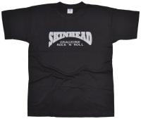 T-Shirt Skinhead Grauzone RocknRoll