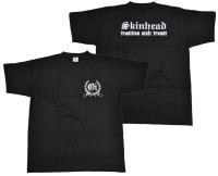 T-Shirt Skinhead Tradition K12/G23