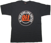 T-Shirt Oi - If the Kids...