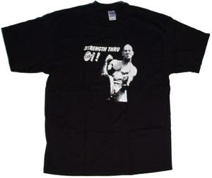 Oi Strength Thru T-Shirt