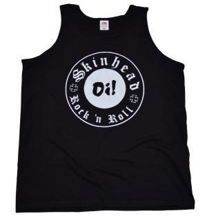 Tanktop bzw. Muckishirt Skinhead Rock n Roll G504