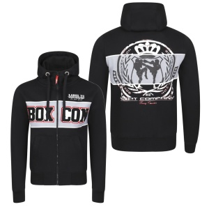 Boxing Connection Label 23 Kapuzenjacke BC Branding
