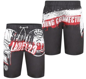 Boxing Connection Label 23 Shorts Sparta Bade- und Freizeitshorts