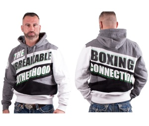 Boxing Connection Label 23 Kapuzensweat The Unbreakable