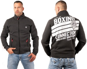 Boxing Connection Label 23 Sweatjacke Patch 23