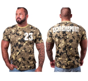 Boxing Connection Label 23 T-Shirt Extremsport camo