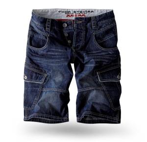 Thor Steinar Cargo Jeansshort Stalbart 600017076