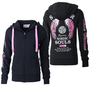 Thor Steinar Girl Kapuzenjacke Nordic Souls 70025050