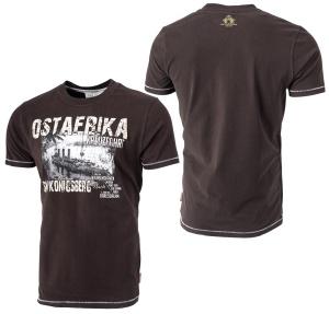 Thor Steinar T-Shirt Ostafrika enger Schnitt fällt klein aus