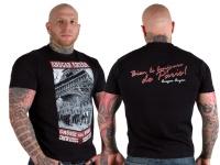Ansgar Aryan T-Shirt Paris fällt klein aus