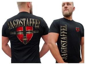 Ansgar Aryan T-Shirt Jagdstaffel fällt klein aus