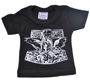 Mini Deko T-Shirt Thorhammer K50