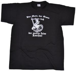 T-Shirt keine Knechte G46